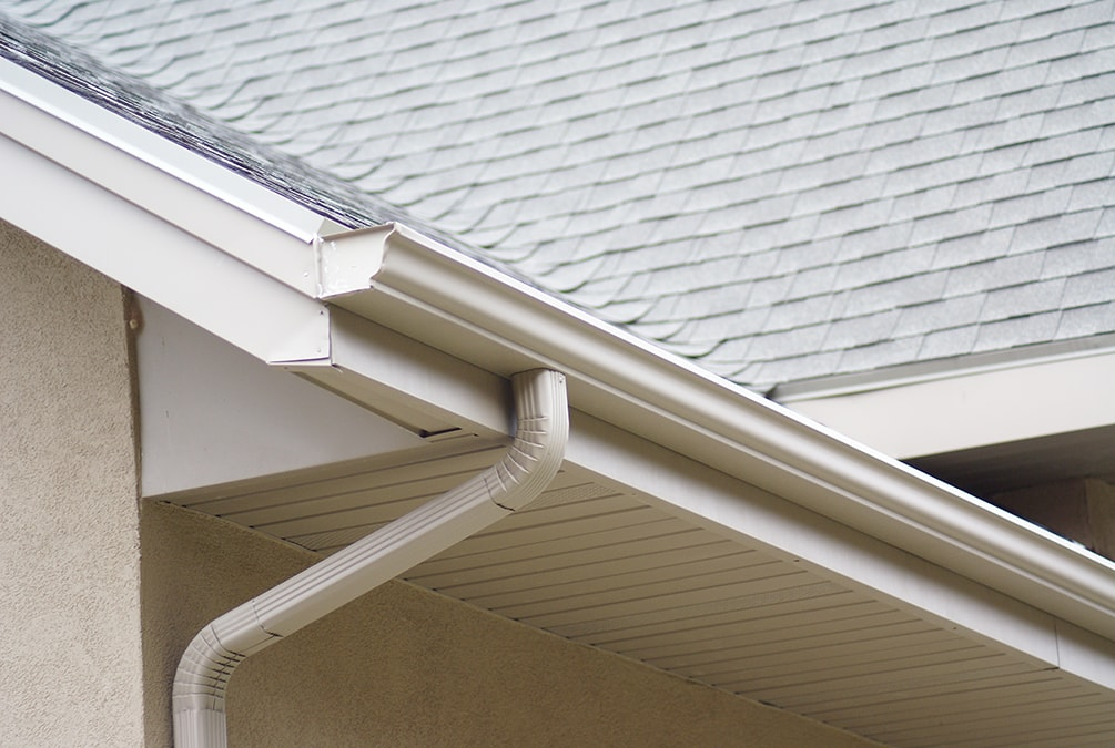 Stainless Roof Gutters Alpha Steel Roofing Supplier In
