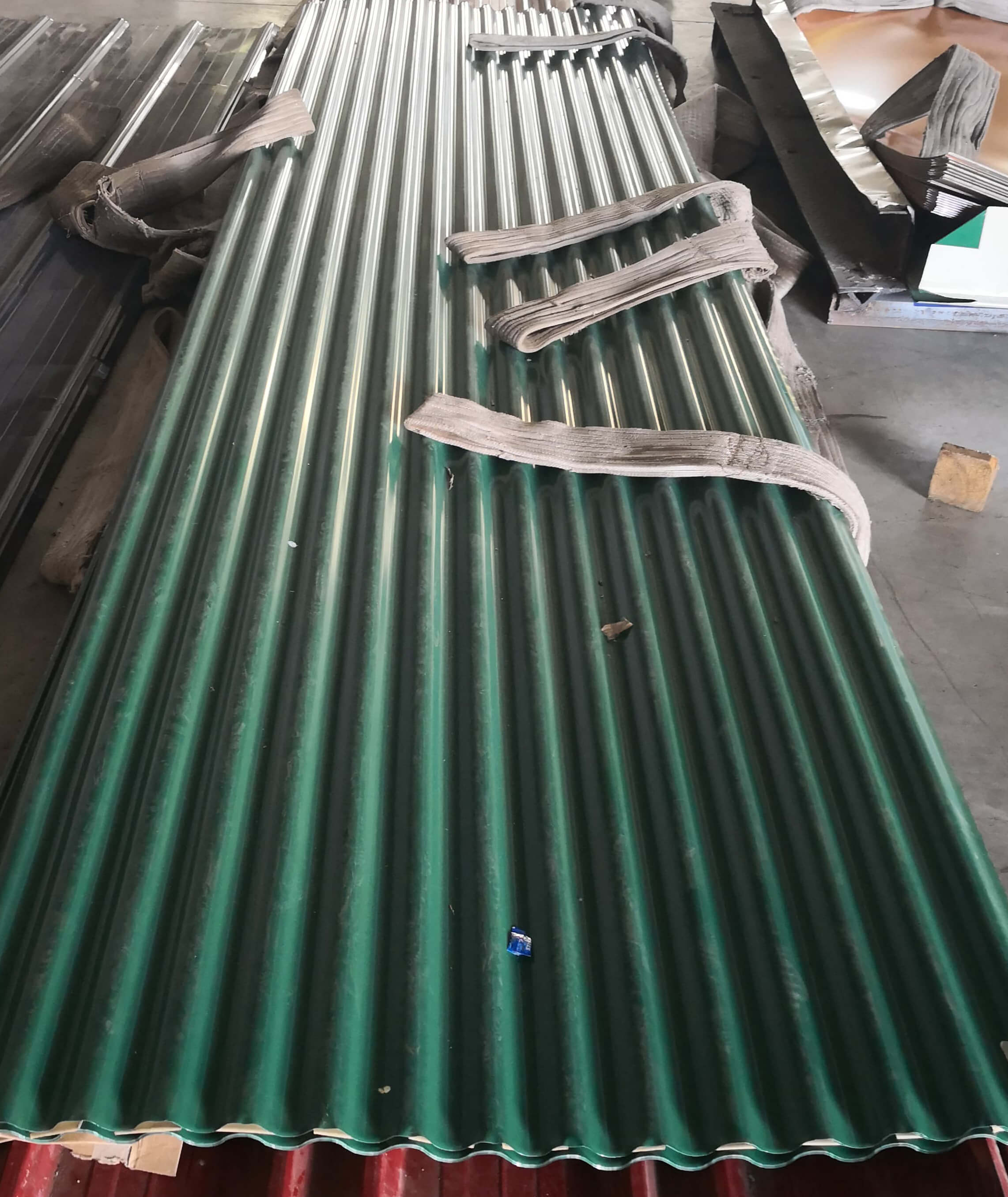 Corrugated Roof Alpha Steel Roofing Supplier With Delivery In The Philippines