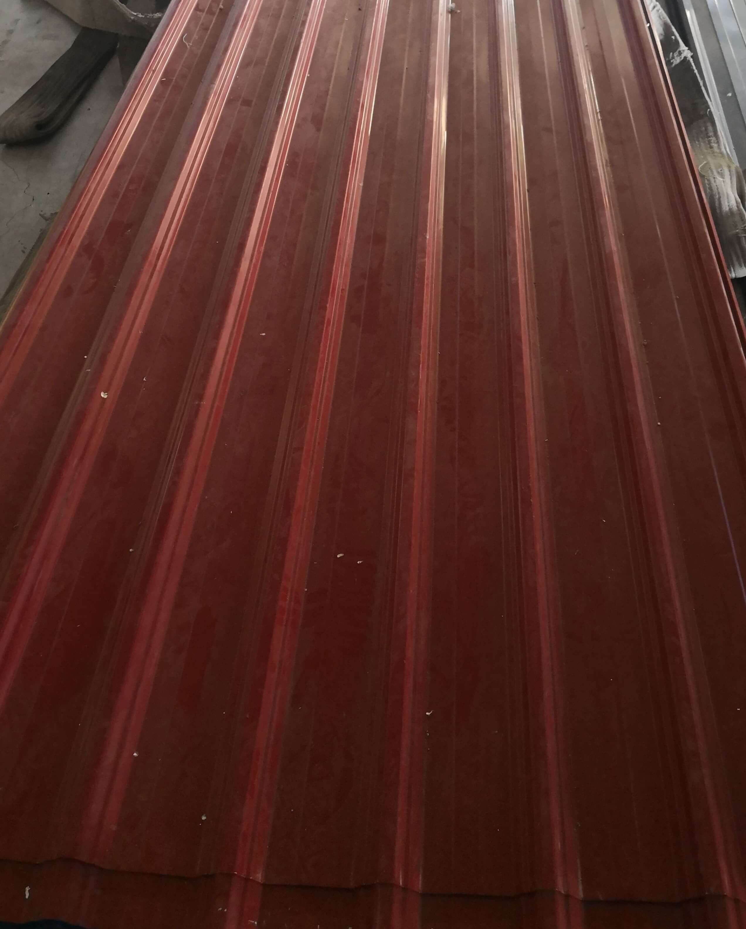 Rib Type Roof Alpha Steel Roofing Supplier With Delivery In The Philippines